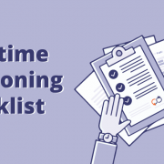 Real-time Captioning Checklist