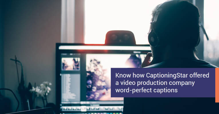 Low cost Closed Captioning Service | #1 Closed Captioning Provider