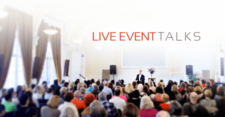 live event captioning service