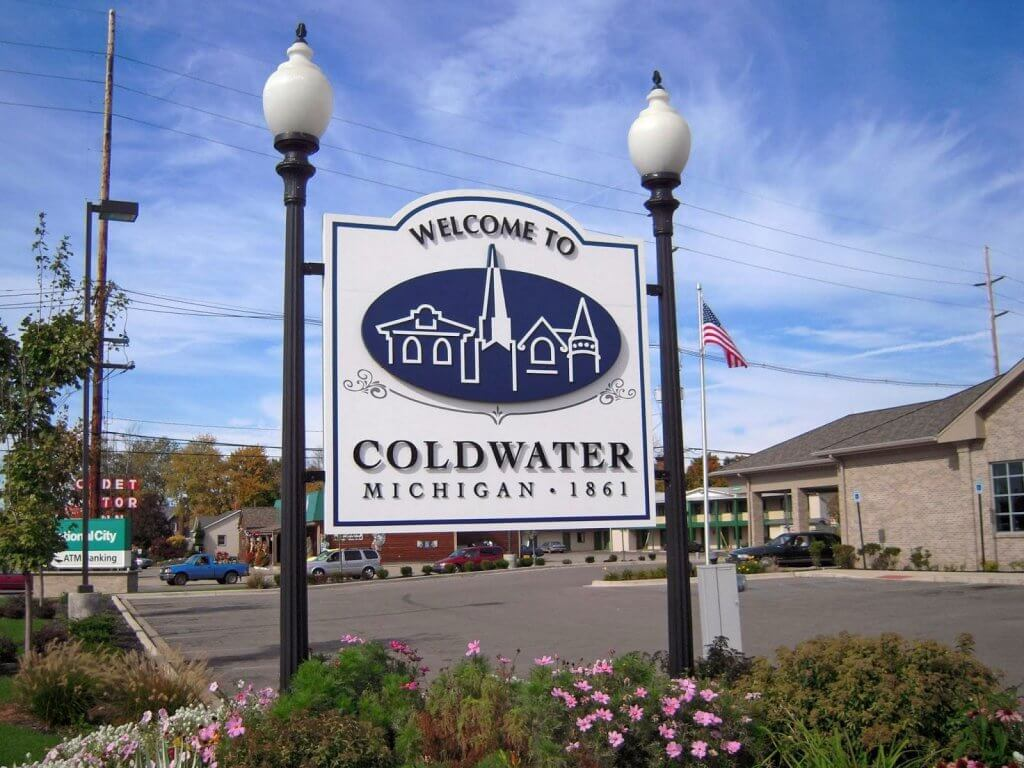 City of Cold Water Michigan