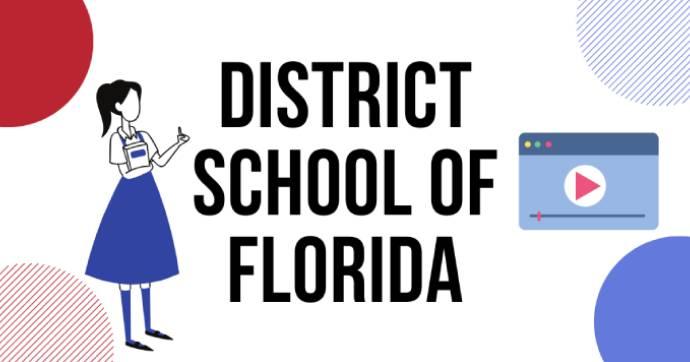 DISTRICT SCHOOL OF FLORIDA 001