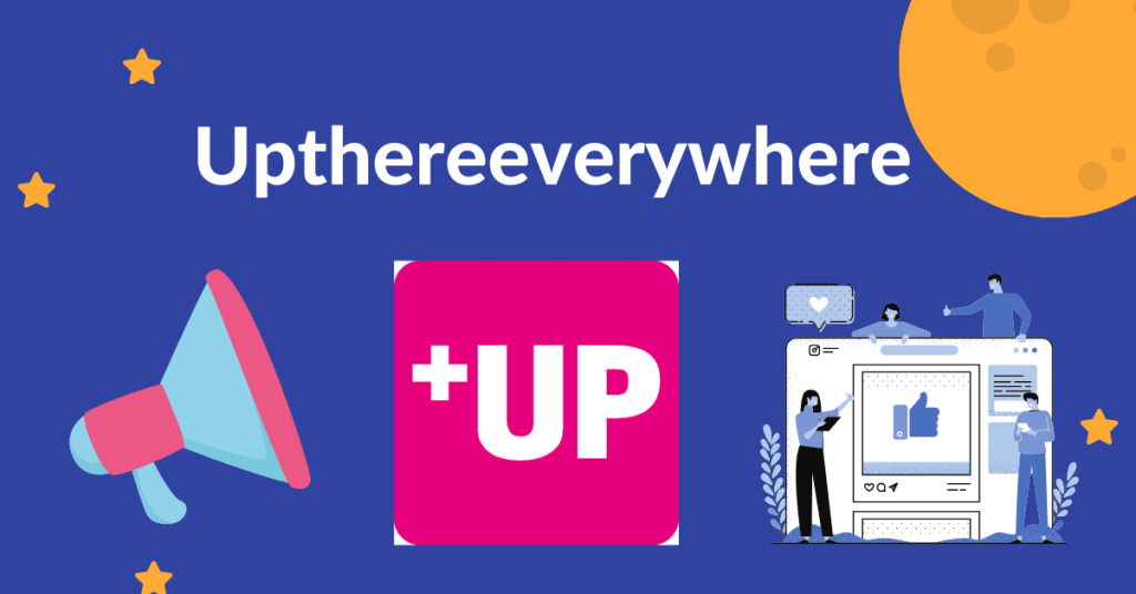 Upthereeverywhere Logo